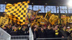 BVB-Fans feuern an