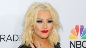 Christina Aguilera Bei The Voice Event