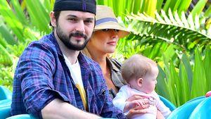 Christina Aguilera, Matt Rutler und Summer Rain
