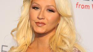 Christina Aguilera traurig