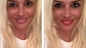 Daniela Katzenberger ungeschminkt
