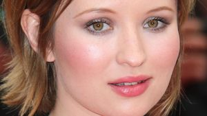 Emily Browning in Cannes 2011