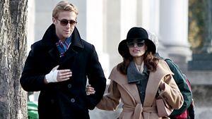 Eva Mendes hackt sich bei Ryan Gosling unter