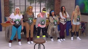 Frauenranking im Big Brother Haus
