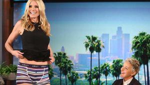 Heidi Klum zeigt ihre Unterhose