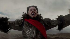 "Hugh Jackman als Blackbeard in ""Pan"""