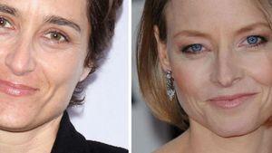 Jodie Foster und Alexandra Hedison