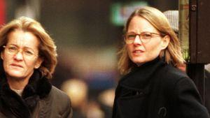 Jodie Foster und Cydney Bernard