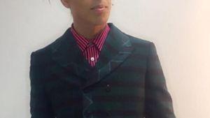 """Jorge Gonzalez """"Let's Dance""""-Outfit"""