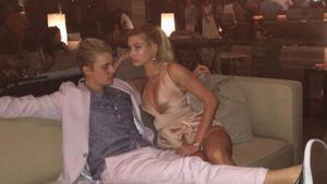 Justin Bieber feiert mit Hailey Baldwin
