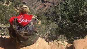 Justin Bieber im Grand Canyon