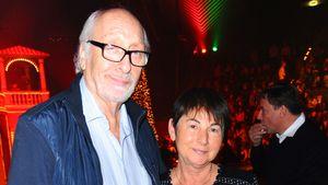 Karl Dall mit Frau beim Roncalli Weihnachtscircus