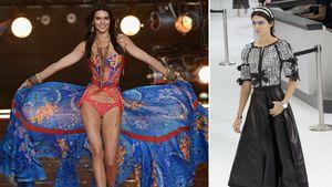 Kendall in verschiedenen Outfits