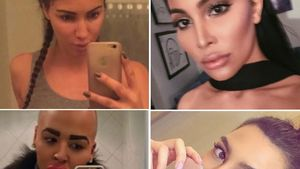 Kim Kardashian Doubles
