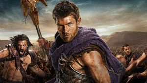 """Liam McIntyre in """"Spartacus: War of the Damned"""""""