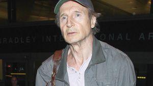 Liam Neeson dünn und ergraut