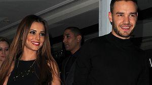Liam Payne und Cheryl Cole halten Händchen