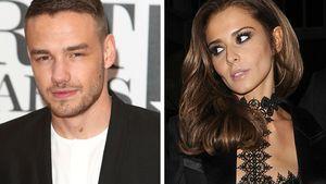 Liam Payne und Cheryl Cole nebeneinander