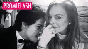 Lindsay verlobt? Thumb