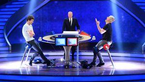 """Luke Mockridge, Stefan Raab und Ross Antony bei """"Schlag den Star"""" - Nur einmal verwenden!!!"""