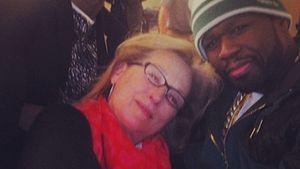 Meryl Streep, 50 Cent und Kobe Bryant