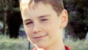 Michael Fassbender als Kind
