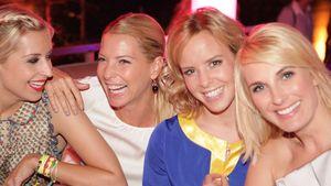 Movie meets Media: Verena Kerth, Giulia Siegel, Isabel Edvardsson und Britt Hagedorn