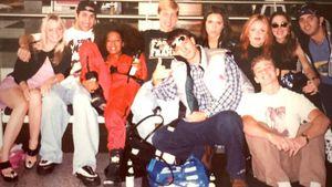 'N Sync und die Spice Girls 1996