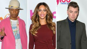 Pharrell, Beyoncé und Sam Smith