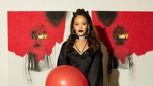 "Rihanna zeigt das Cover ihres Albums ""ANTI"""