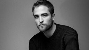 Robert Pattinson für Dior