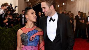 Robert Pattinson und FKA twigs bei der MET Gala