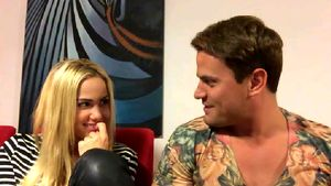 Rocco Stark und Angelina Heger bei You Now