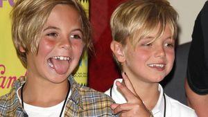 Sean Preston Federline und Jayden James Federline bei den Kids Choice Awards