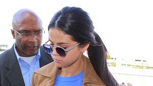 Selena Gomez mit Nippel
