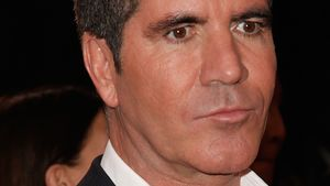 Simon Cowell schaut angestrengt
