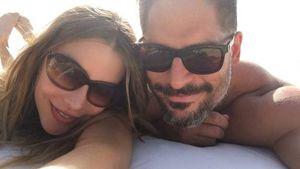 Sofia Vergara und Joe Manganiello in den Flitterwochen