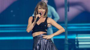 Taylor bei einer Show