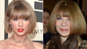Taylor Swift und Anna Wintour