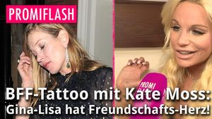 Thumbnail Gina-Lisa und Kate Moss