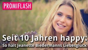 Thumbnail: Jeanette Biedermanns Liebesglück