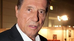 Udo Jürgens guckt schockiert