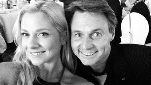 Valentina Pahde und Wolfgang Bahro