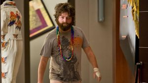 Zach Galifianakis in Hangover