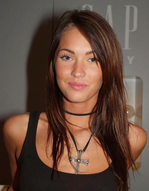 Megan Fox 2004 Pics. Megan Fox ungeschminkt, auch