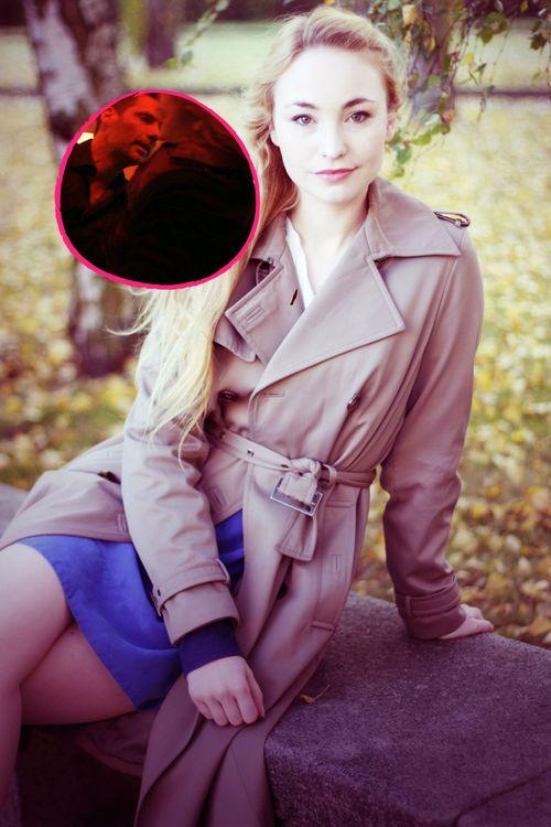 Anna Juliana Jaenner musste bei GZSZ eine Sex-Szene drehen