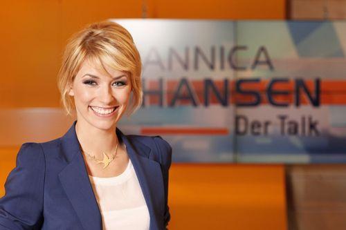Annica Hansen bekommt ihre eigene Talkshow