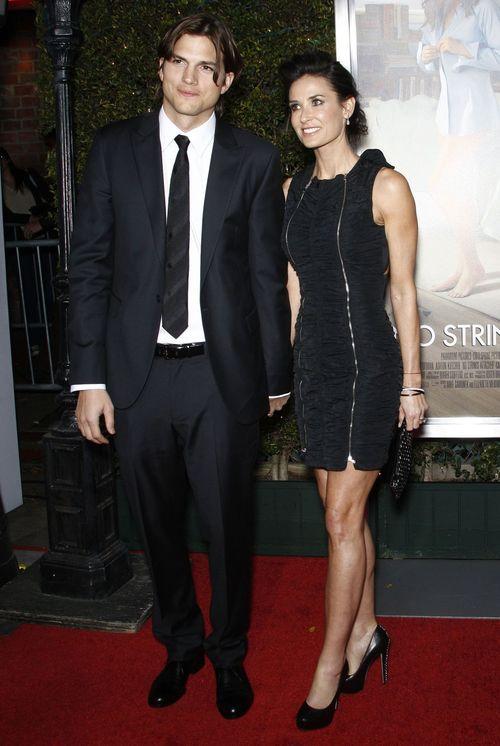 Ashton Kutcher hat Demi Moore nach ihrem Zusammenbruch besucht
