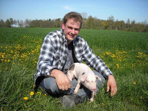 Schweinewirt Georg ist nicht mehr bei  Bauer sucht Frau dabei