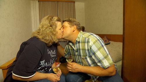 Bei Kurt und Sonja könnten bald die Hochzeitsglocken läuten